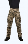 Брюки Aber Fitch 1866 woodland urban, color C23