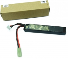 Аккумулятор Effect 11,1V 1200mah AK-type (Li-Po) 15*15*178mm