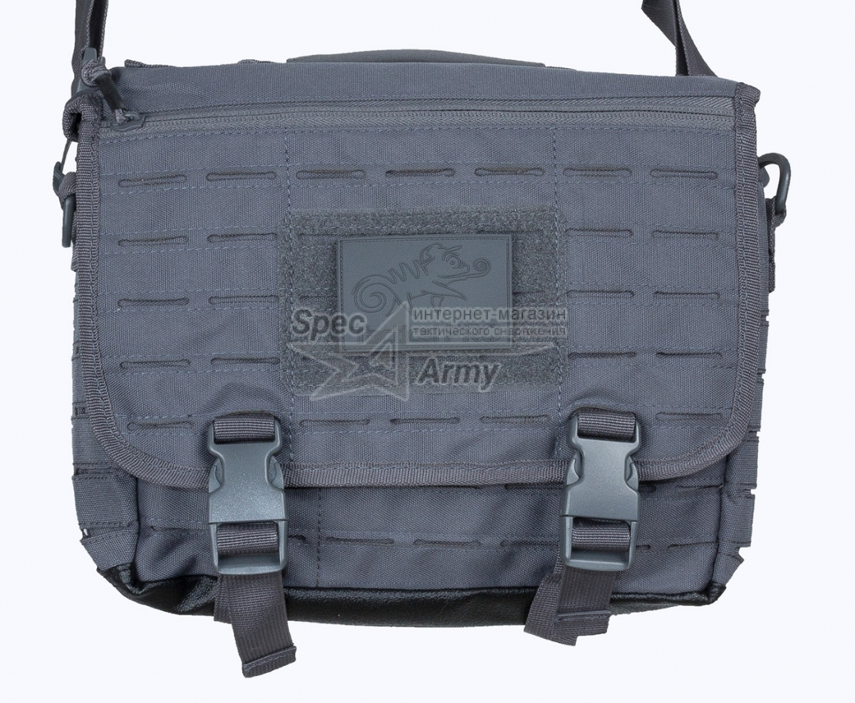 Combat I Shoulder Bag , grey