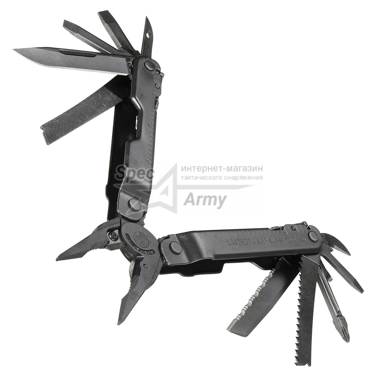 Мультитул Leatherman Super Tool 300 SILVER